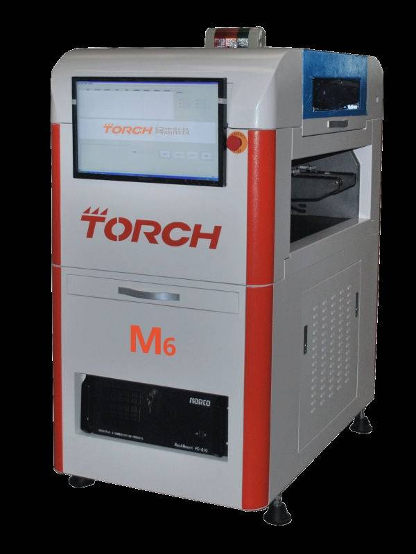 Small High Speed Pick and place machine  M6 (Torch)