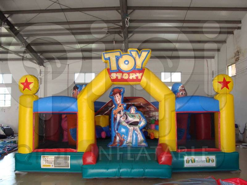 Inflatable Indoor Toy Story Playground