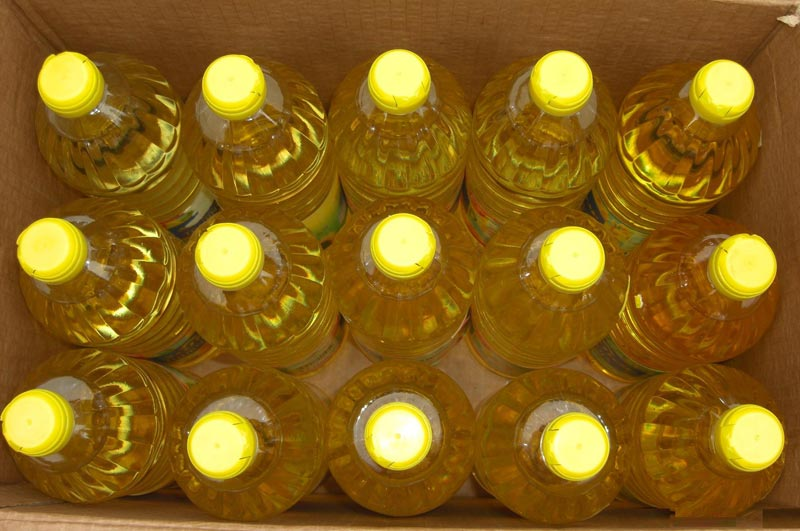 Refined Soybean Oil, Refined Canola Oil, Hemp Seed Oil