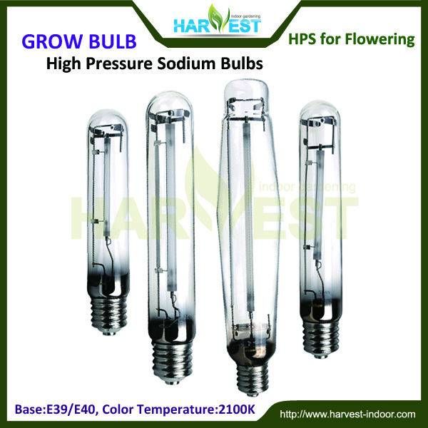 Hydroponics grow light 600W HPS lamp