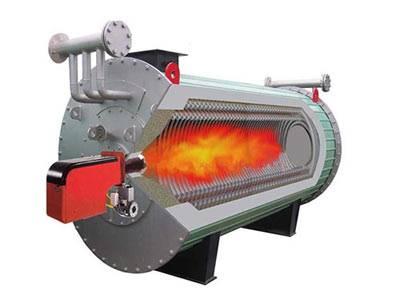 Horizontal Gas Thermal Oil Boiler