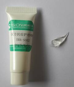 Herbal acne curer gel