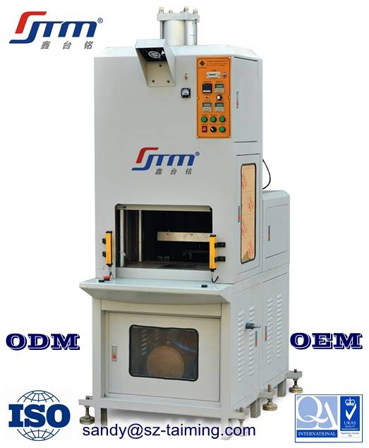XMT109S - IDM/IML forming hot press