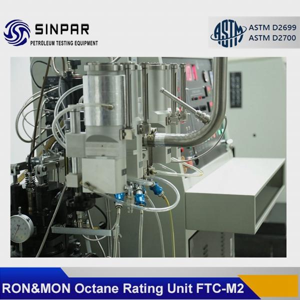 Octane test engine ASTM D2699 RON/ASTM D2700 MON SINPAR FTC-M2