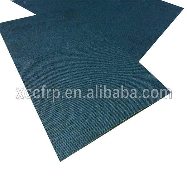Excellent Abrasion Resistance 1mm Carbontex Drag Washer sheet for fishing reel