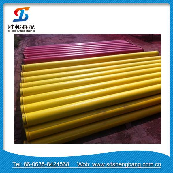 3m to 20m Concrete Boom Pump spare parts Twin Wall Pipe
