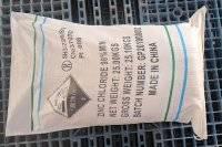 96% 98% Battery grade Zinc Chloride,Turkey
