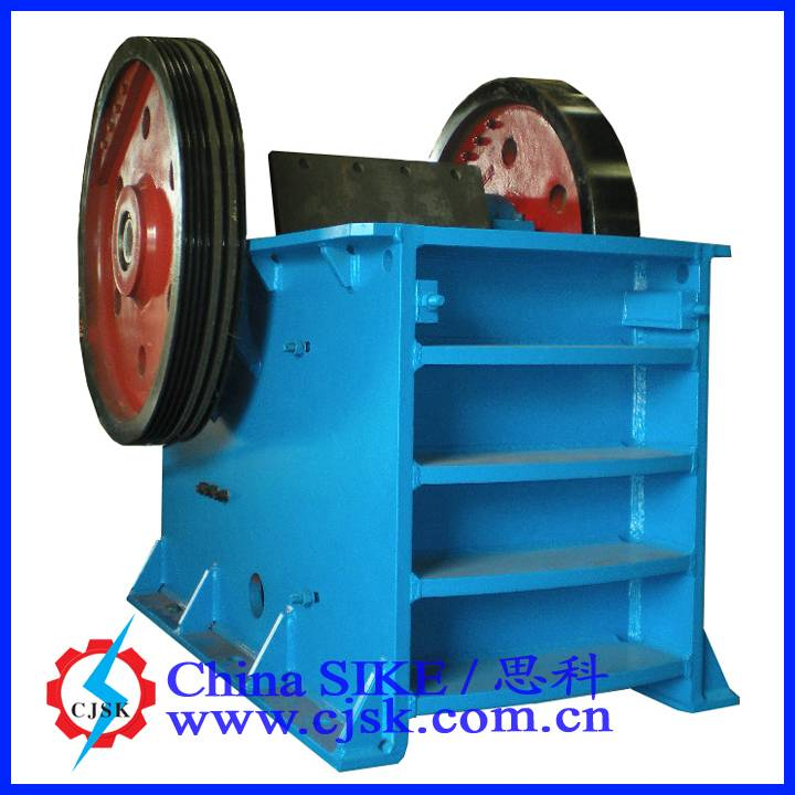 PE Competitive Stone Jaw Crusher