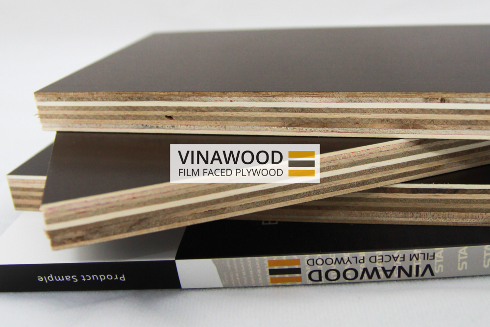 Film Faced Plywood Plywood