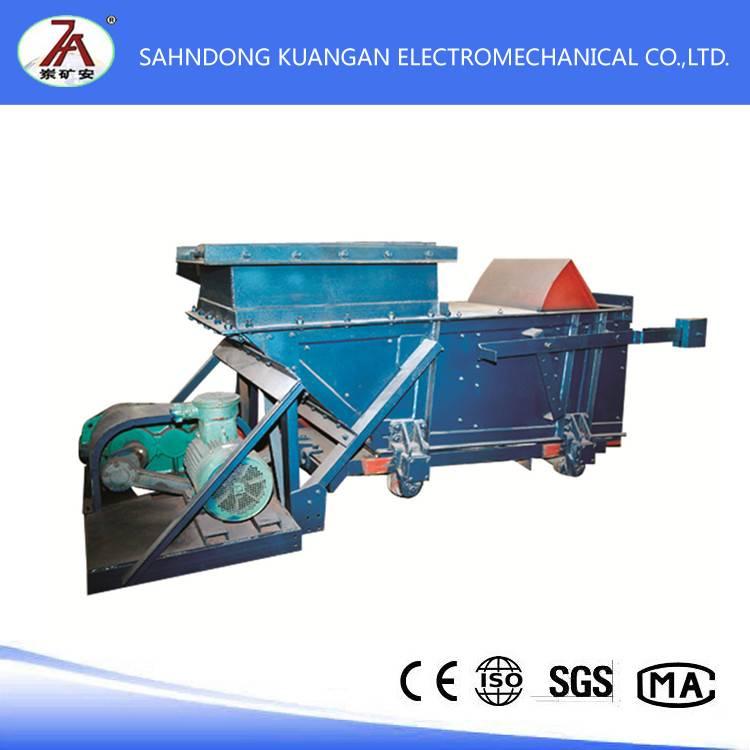 K Type Mining Reciprocating feeder