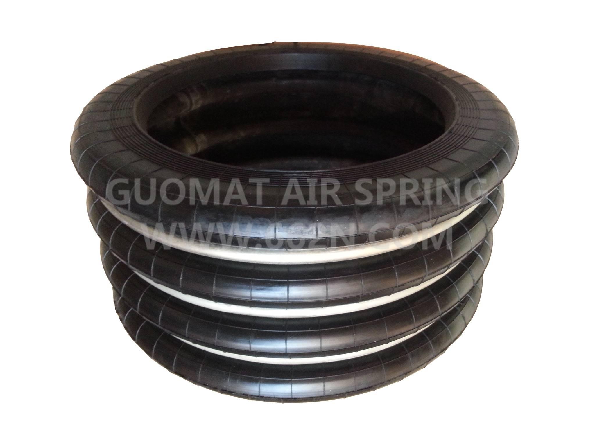 S-400-4R YOKOHAMA punching machine rubber air spring