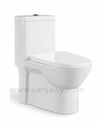 Hot Sale bathroom design one piece toilet dual flush wc toilet
