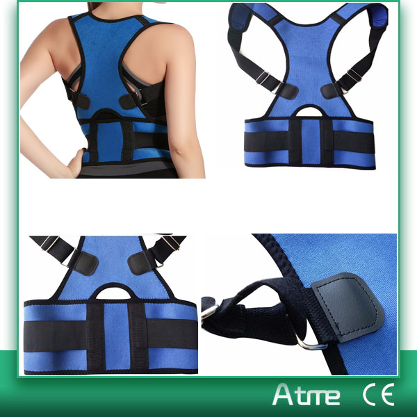 Therapy Back Support Brace Belt Shoulder and back Posture Corrector