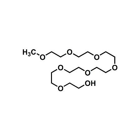 Heptaethylene Glycol Monomethyl Ether, mPEG7-OH, CAS#4437-01-8