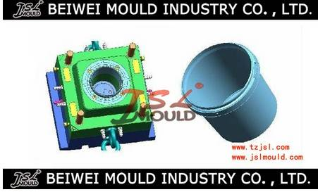 Injection 10L plastic paint bucket mold