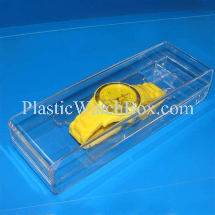 Classic Plastic Watch Case from China Watch Box Suppliers 046