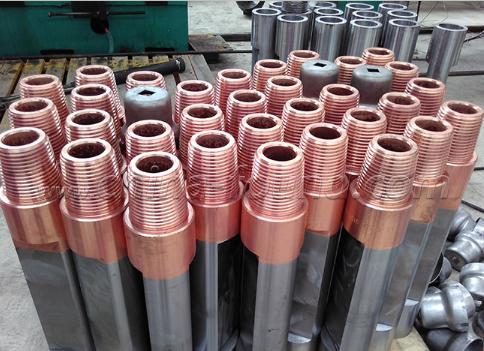 main rib drill pipe