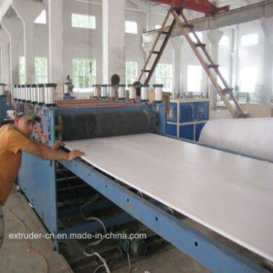PVC Foam Board Extruder Manufacturer for Construction
