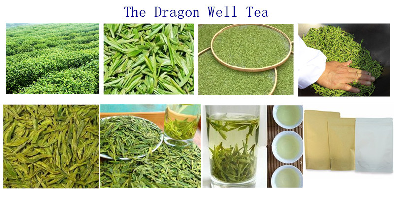 Chinese Green tea , Longjing tea ,Dragon well tea