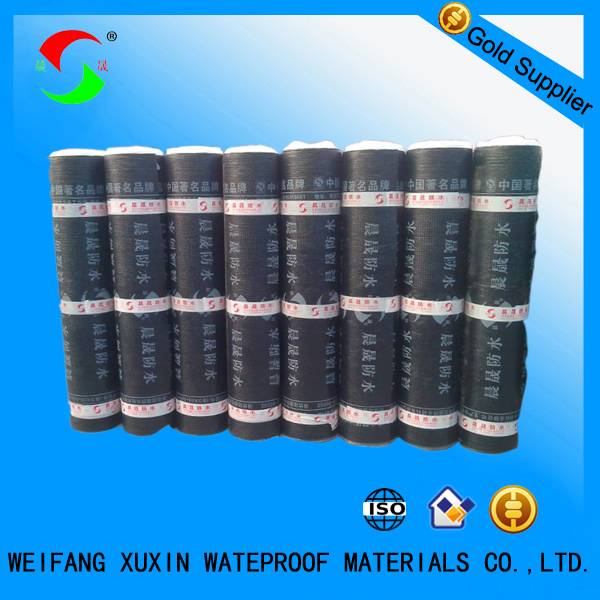 3mm thickness SBS bitumen waterproof membrane