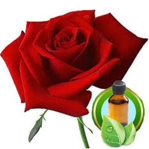 100% Pure Rose Essential Oil