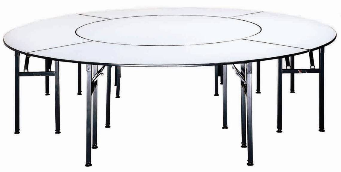 Hotel Banquet  Combination Round Table