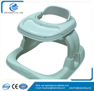 Plastic injection tooling China mould maker for new Hot sale infant baby walker mold factory