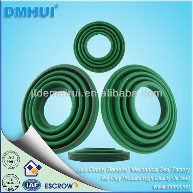 Green Rubber Bellow Seal, Automotive rubber steering dust cover boots