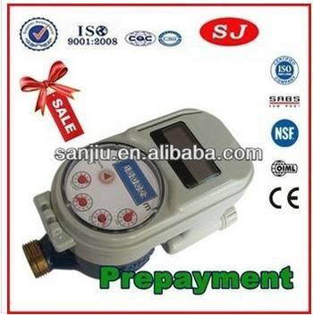Prepaid Water Meter Manufactures