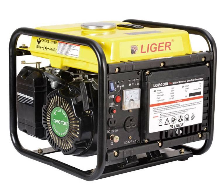 1500W Generator, Inverter Generator, Portable Gasoline