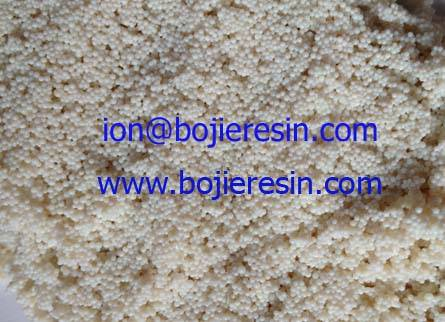Potable Water Treatment RESIN