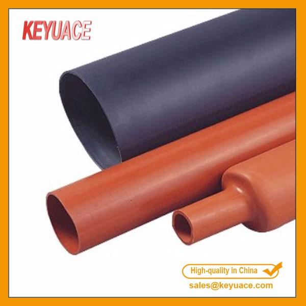HJM-FR Flame Retardant Adhesive lined Medium wall PE Heat Shrink sleeving