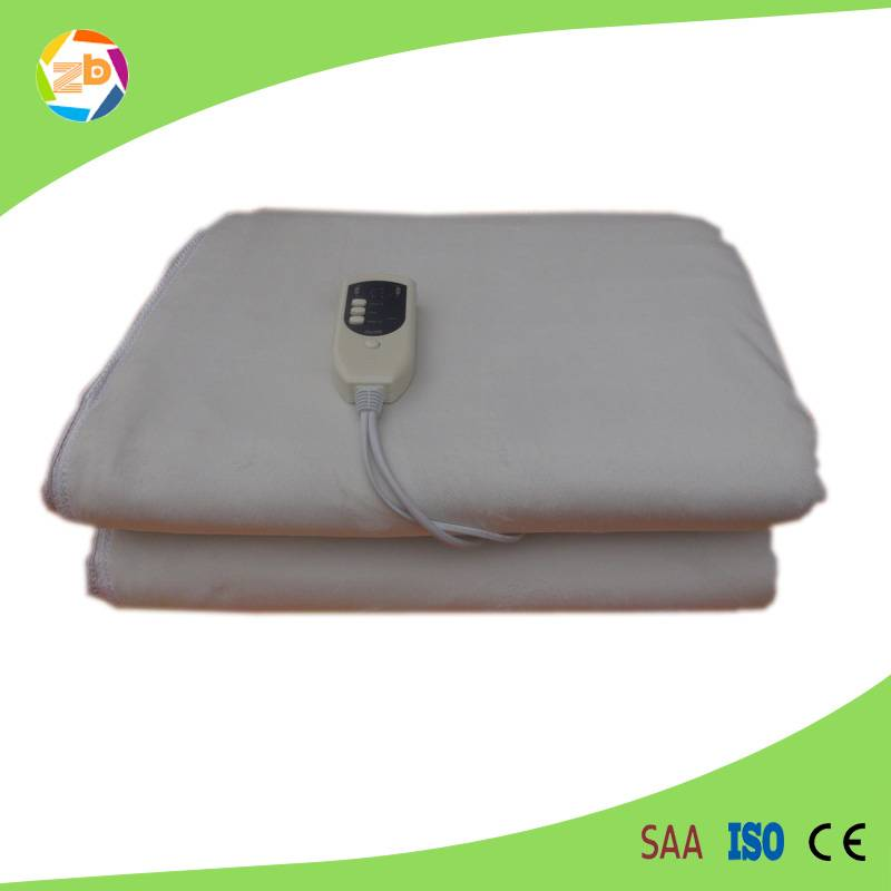 No radiation protection electric blanket