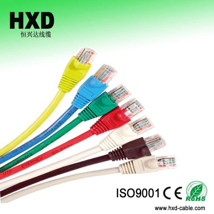 RJ45-RJ45 Cat6 patch cable