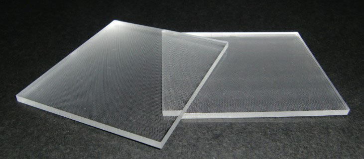 PMMA LGP light guide panel for LED panel light