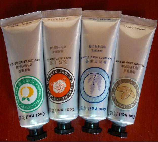Hairdressing Gel Tube, Sample Sack Tube, Body Milk Tube, Body Wash Tube