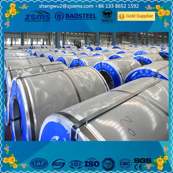 Galvanized Steel Coil Used for Water Heater