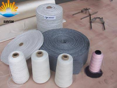 Ceramic Fiber Cloth Tape, rope, yarn