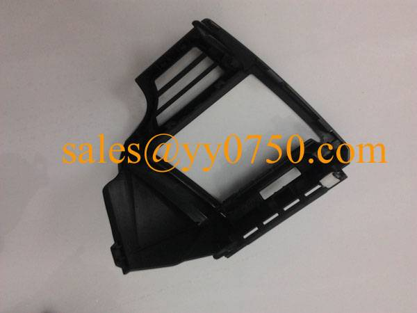 Custom plastic fabrication auto air outlet grille