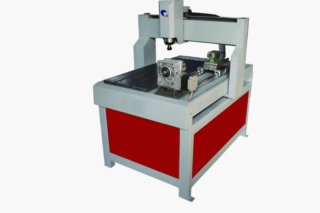 CNC Rotary cylinder engraving machine