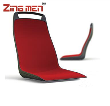 ZTZY8200B Bus Plastic Injection Seats With Optional Seat Armrest
