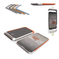 SMART PHONE CASE DESIGN-Bumper type