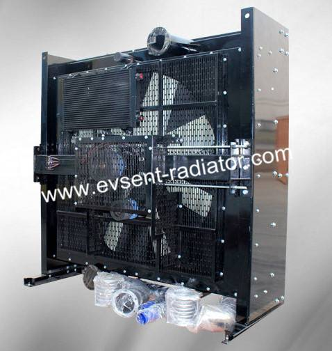 Perkins Radiator for Generator Set