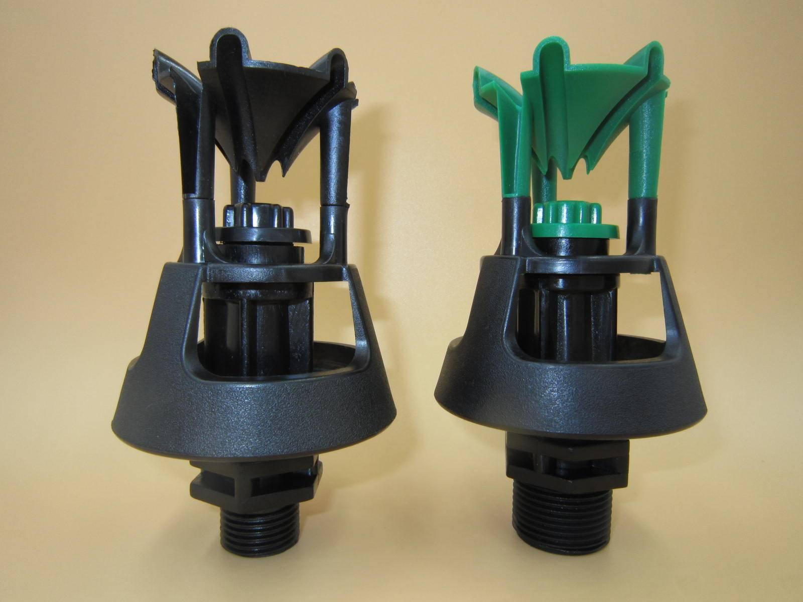 Super 10 micro plastic sprinkler