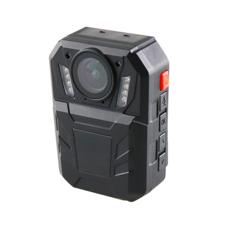 1296P 14hrs working day waterproof and simple police body worn camera used by worldwide