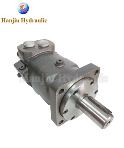 BMT / BM6 Cycloid Hydraulic Motor , Orbital Hydraulic Motor For Agriculture Machinery