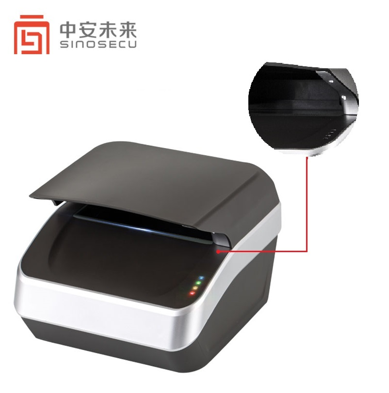 USB interface Passport Reader Automatic Passport ID Card Reader for Access Control System