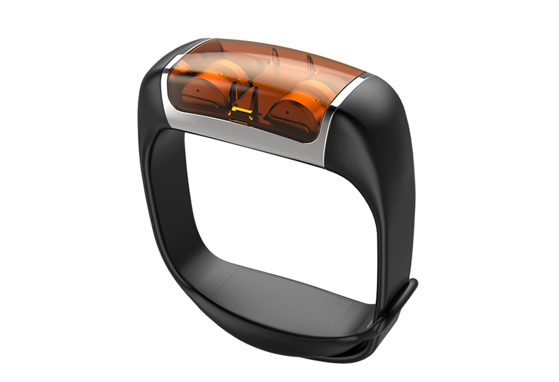 Smallest with Bracelet True Wireless Stereo Bluetooth EarphoneWS-B8