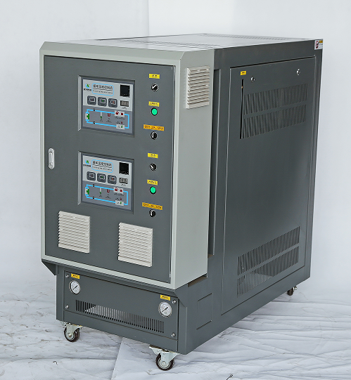 350 high temperature oil temperature machine