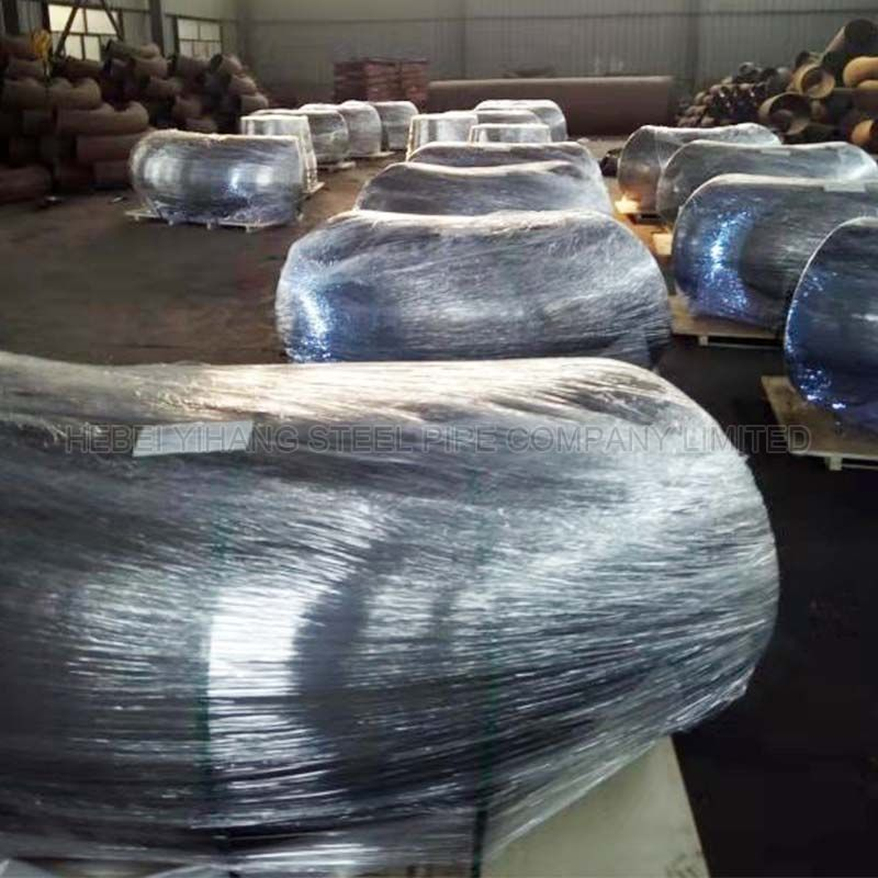 Long Radius Bend Material: All kinds of carbon steel